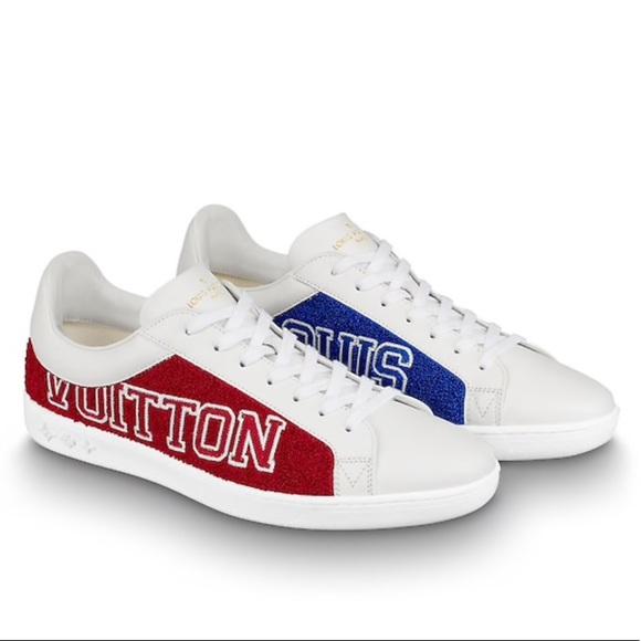 157f07abf3b Louis Vuitton Luxembourg Sneaker